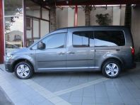 Used Volkswagen Caddy Maxi 2.0TDI crew bus auto for sale in Cape Town, Western Cape