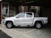 Used Volkswagen Amarok 2.0TDI double cab Trendline 4Motion for sale in Cape Town, Western Cape