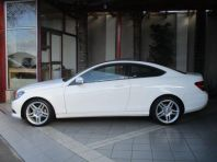 Used Mercedes-Benz C-Class C180 coupe AMG Sports auto for sale in Cape Town, Western Cape