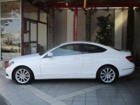 Used Mercedes-Benz C-Class C180 BlueEfficiency coupe auto for sale in Cape Town, Western Cape