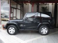 Used Jeep Wrangler 2.8CRD Sahara for sale in Cape Town, Western Cape