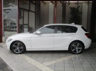 Used BMW 1 Series 118i 5-door Sport Line auto for sale in Cape Town, Western Cape