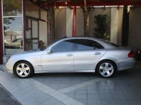 Used Mercedes-Benz E-Class sedan E-Class sedan E500 for sale in Cape Town, Western Cape