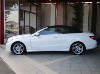 Used Mercedes-Benz E-Class cabriolet E350 AMG Cabriolet for sale in Cape Town, Western Cape